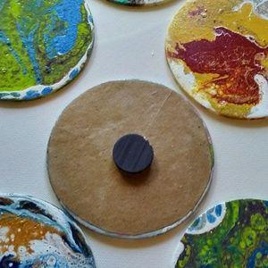 handmade Accessories - Handmade Magnet Decor